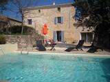 gite argilliers gard avec piscine