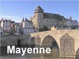 location en gite mayenne